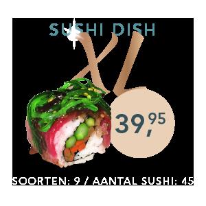 sushi XL